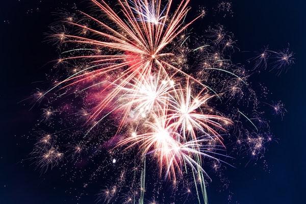 safe disposal fireworks