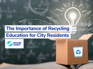 resident recycling education
